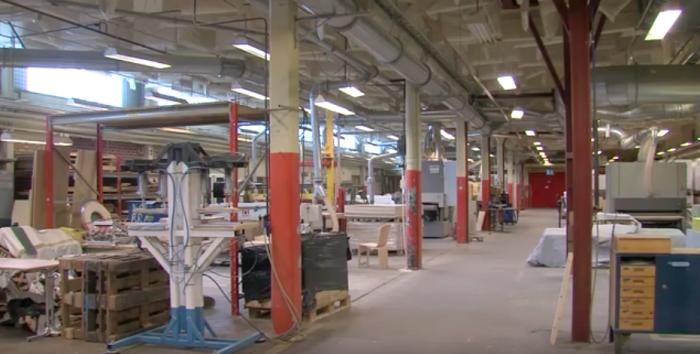 area industrial carcel suecia