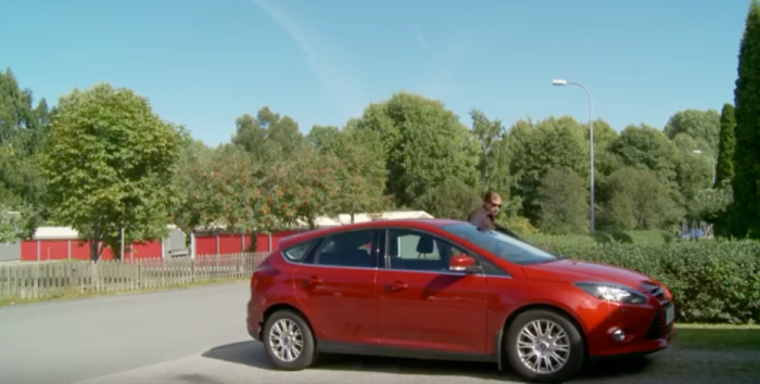Este auto, por su tecnología, no paga patente por cinco años.